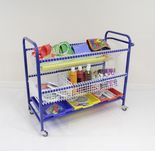 Arts and Craft Storage trolley